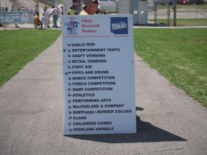 Mòd getes top billing at the Ohio games